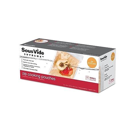 SousVide Supreme EUSVV-00304 - Bolsa para envasadora al ...