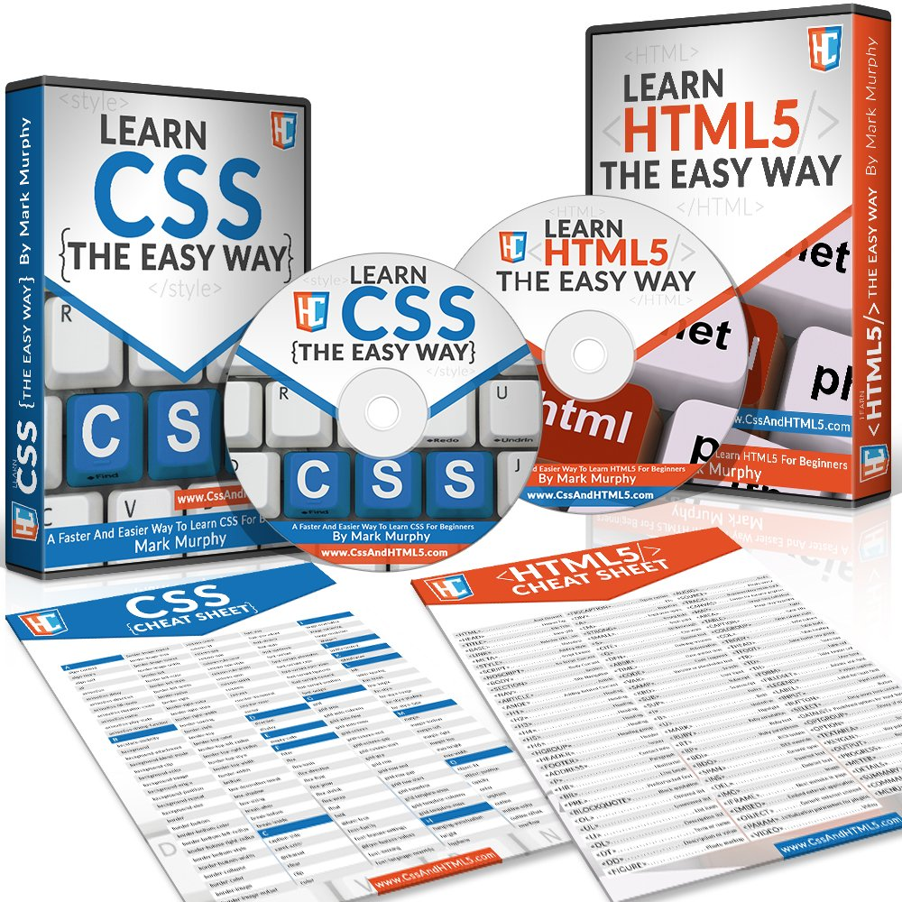 Amazon. Com: learn html5 and css3 for beginners video dvd course.
