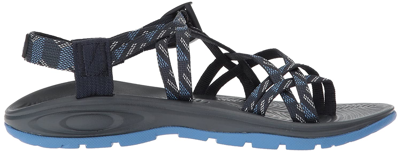 Chaco Women's Zvolv X2 Athletic Sandal B072KG9JRZ 10 B(M) US|Cubic Eclipse