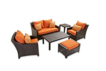 rst brands tikka 6piece love seat and - Rst Brands