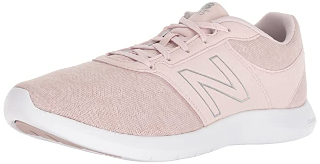 New Balance Women's 415v1 CUSH + Sneaker, Light Pink, 9.5 B US