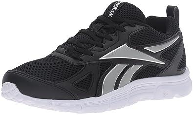 reebok women black running shoes