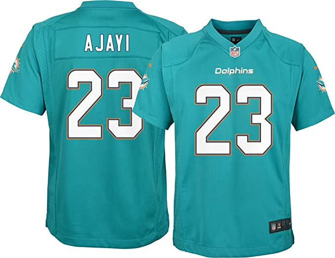 3266d210c Miami Dolphins Nike Youth Game Jersey - Jay Ajayi - XL