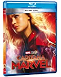 Capitana Marvel (BR+DVD) [Blu-ray]