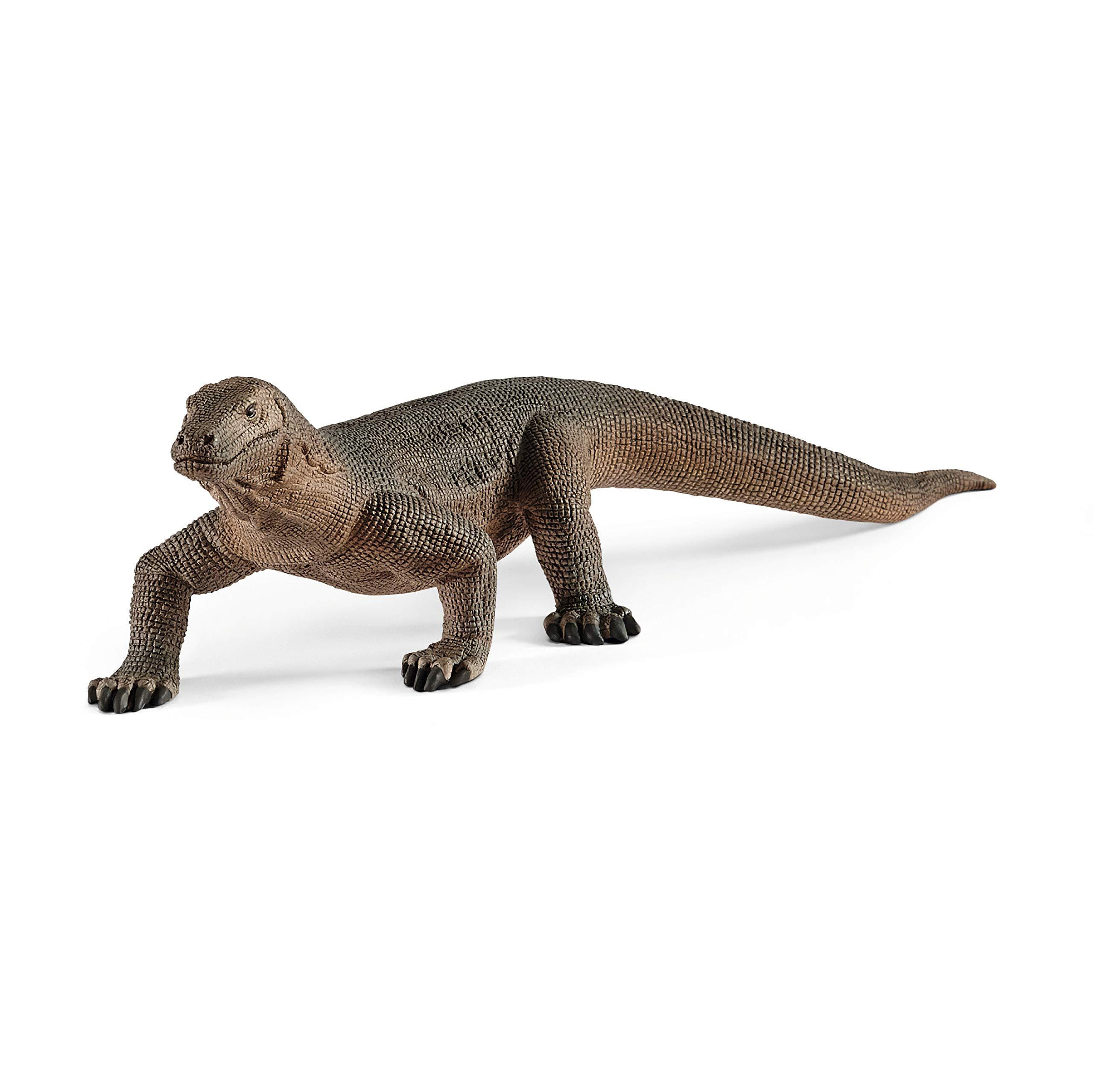 Schleich 14826 Wild Life Komodo Dragon