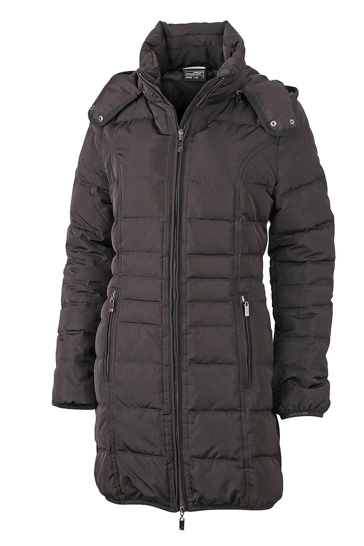 James & Nicholson Damen Jacke Daunenjacke Ladies Winter Down Coat
