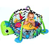 Saving Basket Baby Play Gym Mat Grow With Me 3 In 1 Baby Activity Gym Play Mat & Ball Pit With Mesh Sides