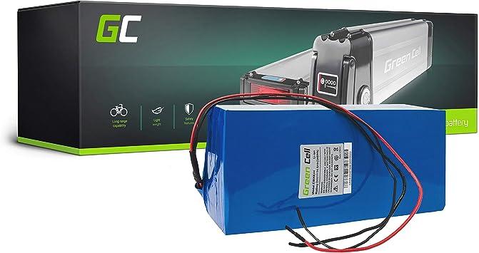 GC® Bateria Bicicleta Electrica 24V 14.5Ah con Celdas Originales Battery Pack Li-Ion: Amazon.es: Electrónica