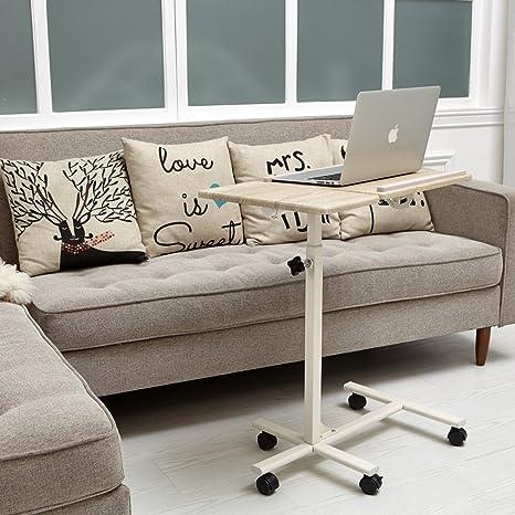 Juego de mesa para ordenador portátil plegable para ordenador soporte de mesa, sala de estar