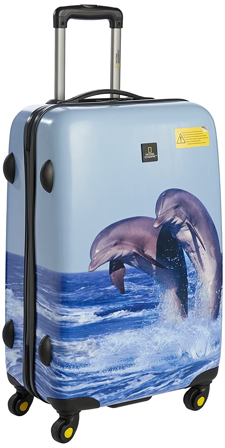 national geographic nature of love dolphin suitcase set 3 pcs