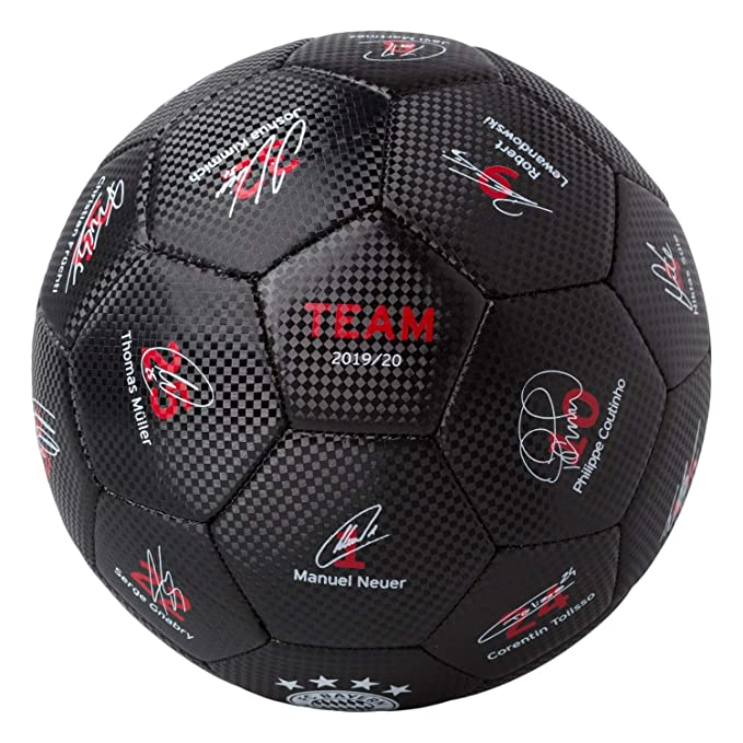 Bayern München Signature 2019/20 - Balón de fútbol 5 FCB ...