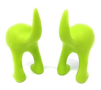 Ikea Bastis Gruumlne Haken In Hundeschwanzform 2 Stuumlck