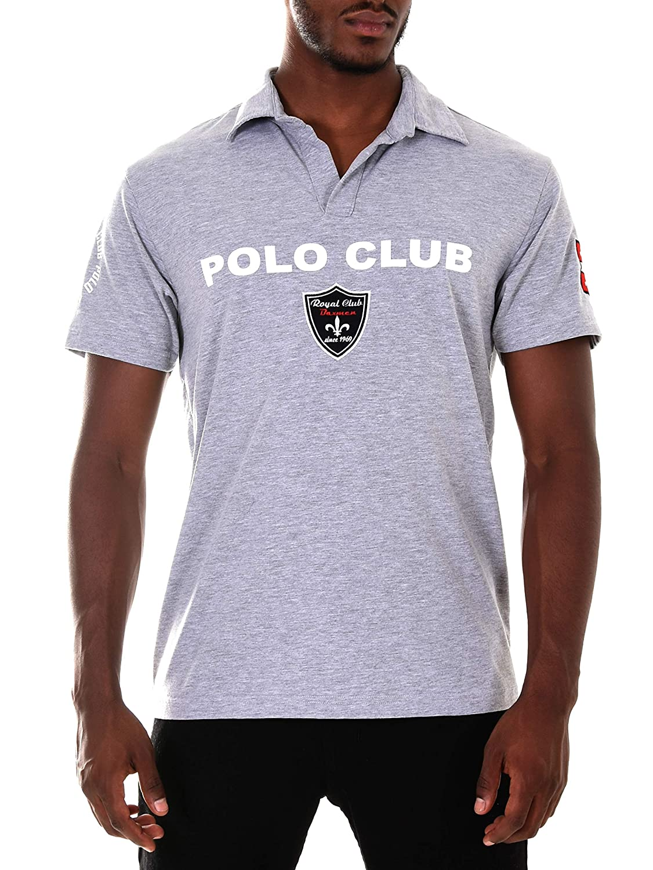 BAXMEN CULTWEAR - Polo - para Hombre Grau 69-5895 XXL: Amazon.es ...