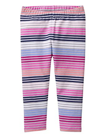 9572560c0729b7 Gymboree Baby Girls Side Cinched Capri Legging: Amazon.in: Clothing ...