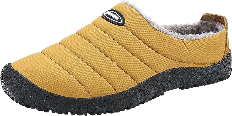 SPEEDEVE Unisexo Invierno Espesar Zapatillas de Casa: Amazon.es: Zapatos y complementos