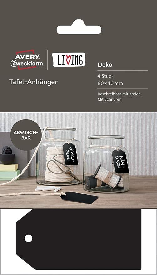 Avery Zweckform - Etiquetas, diseño para pizarras, color ...