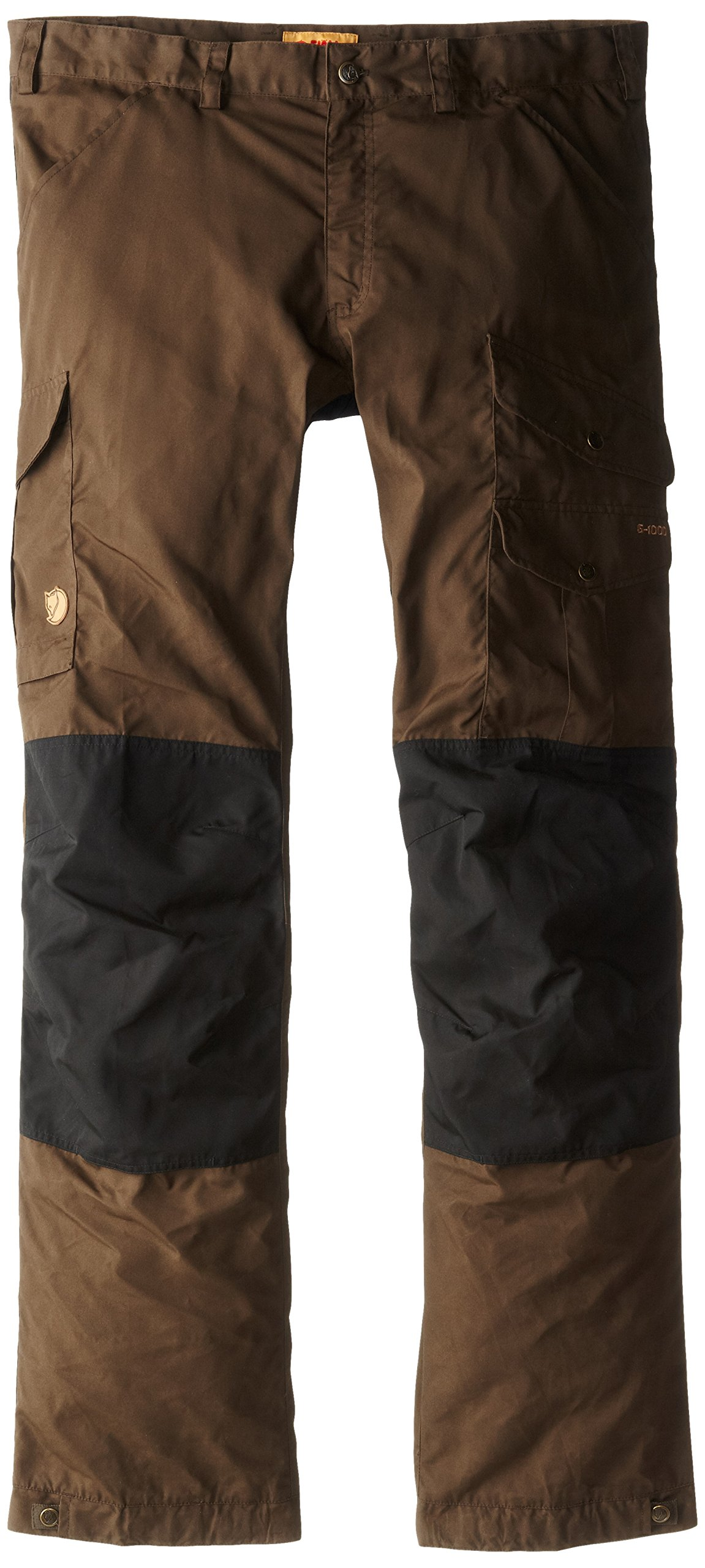 Fjallraven Men's Vidda Pro Trousers, Dark Olive, 50 by Fjallraven (Image #1)