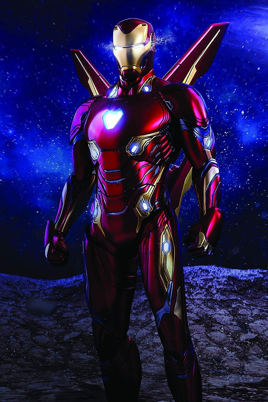 Iron man wall paper