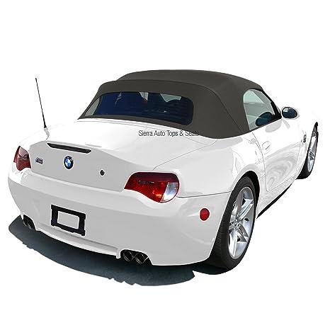 BMW Z4 Convertible Top con ventana de cristal climatizada, twillfast RPC