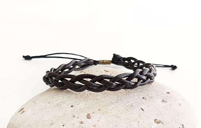 122f88d738720 Men's Celtic bracelet - Men's bracelet Men's braided bracelet Men's ...