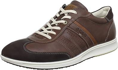 ECCO Shoes Men's Jogga Coffee/Bison