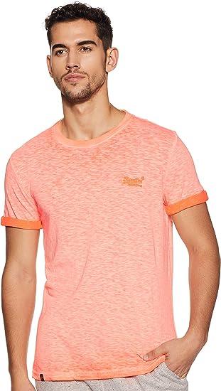 Superdry Low Roller tee Camiseta para Hombre: Amazon.es: Ropa y ...
