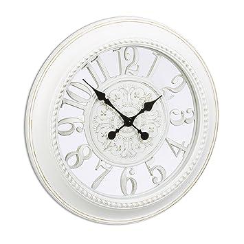 07206865087a Relaxdays Reloj de Pared Vintage XXL
