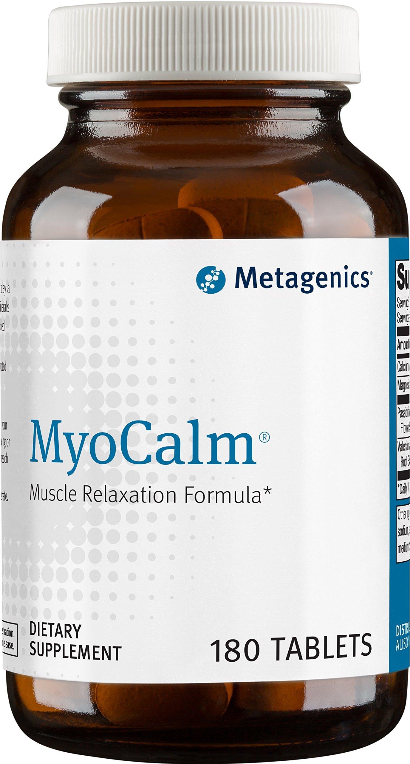 Metagenics - MyoCalm, 180 Count by Metagenics