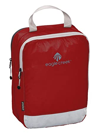 Eagle Creek Pack-it Specter Clean Dirty Cube Small Organizador para Maletas, 26 cm, 5 litros, Volcano Red: Amazon.es: Equipaje