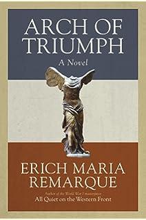 erich maria remarque three comrades