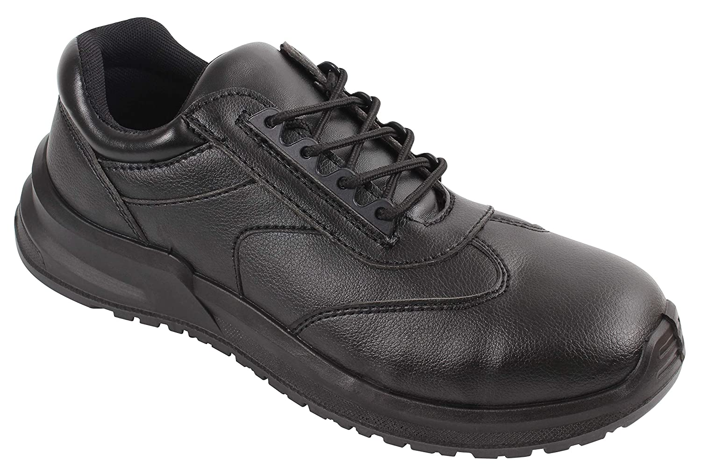Blackrock Adulte Chaussure de sécurité à lacets S2SRC Noir, 3 UK/36 EU,...