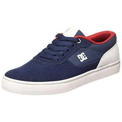 DC Chaussure Switch Super Suede - Core Skate Collection Noir-Tan