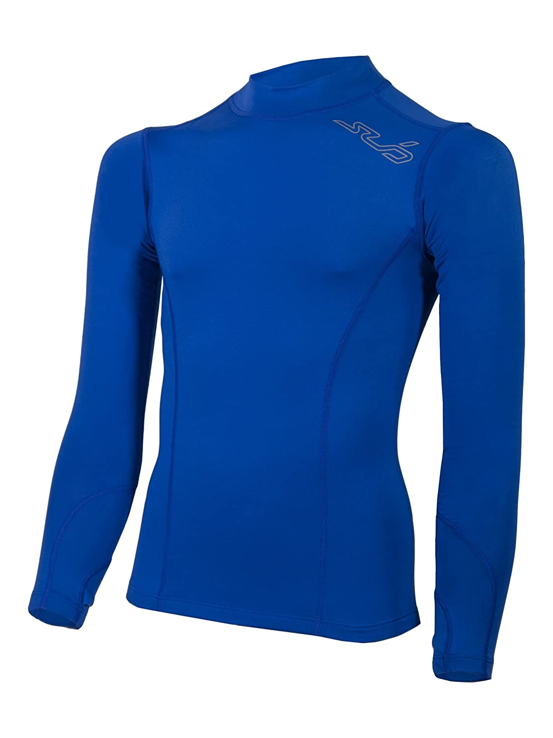 Sub Sports Fitted Cold Winter Mens Thermal Mock Neck Top