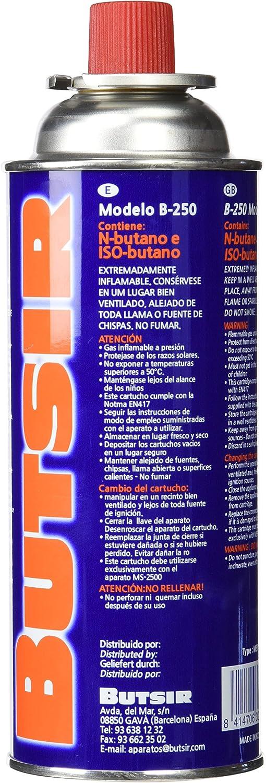 Cartucho BUTSIR de válvula B-250: Amazon.es: Belleza