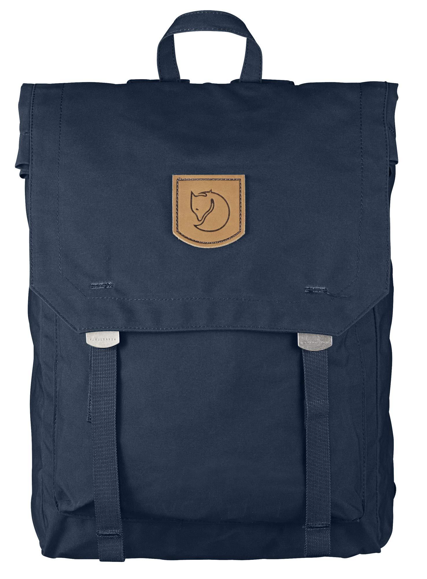 Fjallraven - Foldsack No. 1 Backpack, Fits 15'' Laptops, Navy by Fjallraven