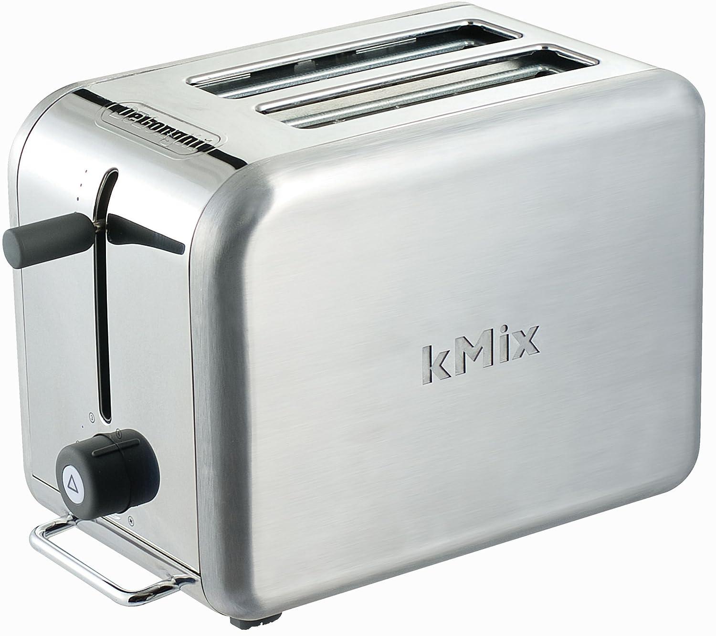 Amazon DeLonghi Kmix 2 Slice Toaster Stainless Steel Kitchen Dining
