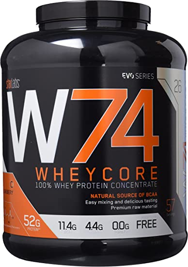 Starlabs Nutrition W74 Wheycore Ice Coffee - 2000 gr