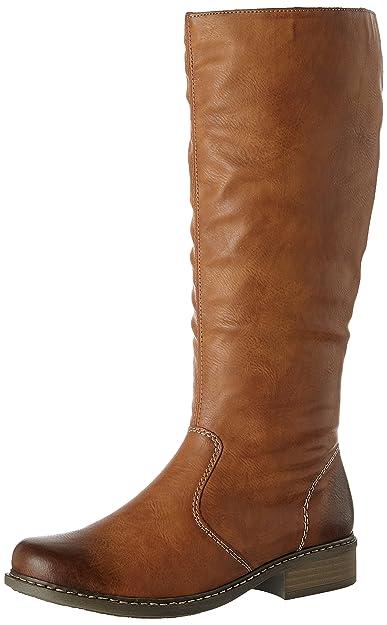 Rieker Damen Z4174 Stiefel, Braun (Cayenne), 36 EU  Amazon.de ... 2fa13d6e98