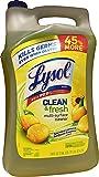 Lysol Clean & Fresh Multi Surface Cleaner 210 Fl Oz, 210 fl. oz.