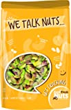 California Pistachios Kernels Roasted with Sea Salt (SHELLED) Brand New Item - 1 LB.