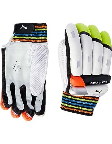 ad6f03d0ee Puma, Cricket, Evospeed 6 Batting Gloves 2016, Men's, Lava Blast/Safety