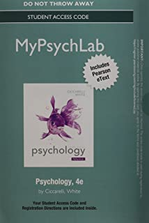 Amazon new mypsychlab standalone access card for new mypsychlab with pearson etext standalone access card for psychology 4th fandeluxe Image collections