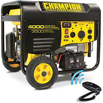 Champion 3500-Watt Ready Portable
