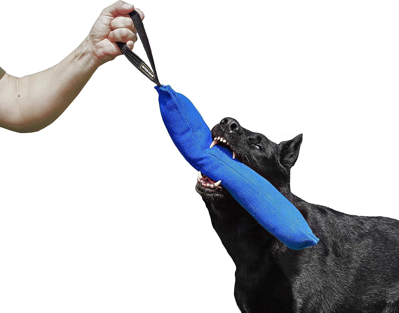 Dingo Gear Baumwolle-Nylon Bei/ßwurst f/ür Hundetraining K9 IGP IPO Obiedence Schutzhund Hundesport