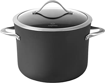 Calphalon Contemporary Hard-Anodized 8-Quart Stock Pot