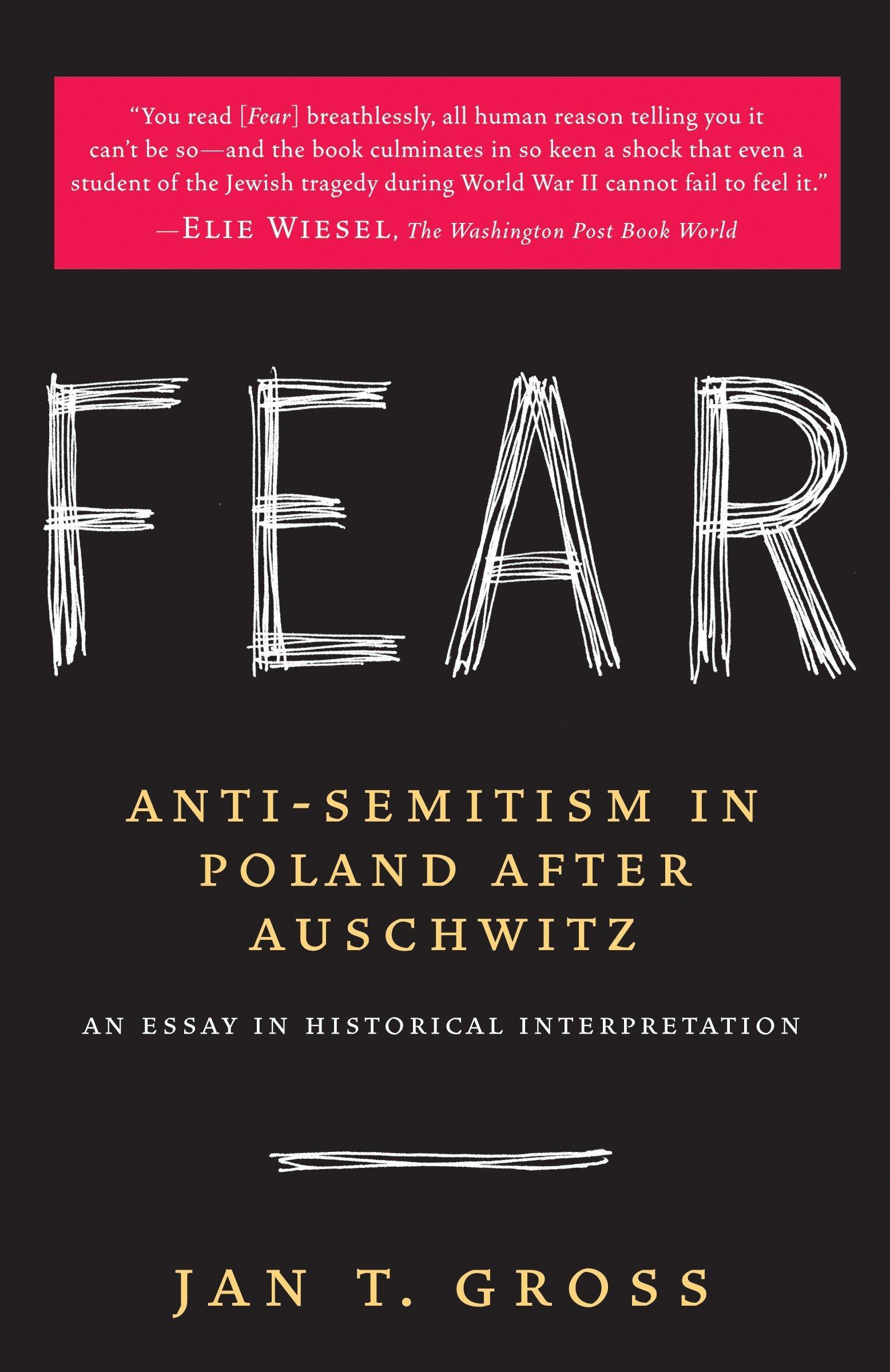 Fear anti semitism in poland after auschwitz jan gross fear anti semitism in poland after auschwitz jan gross 0884409770838 amazon books fandeluxe Gallery