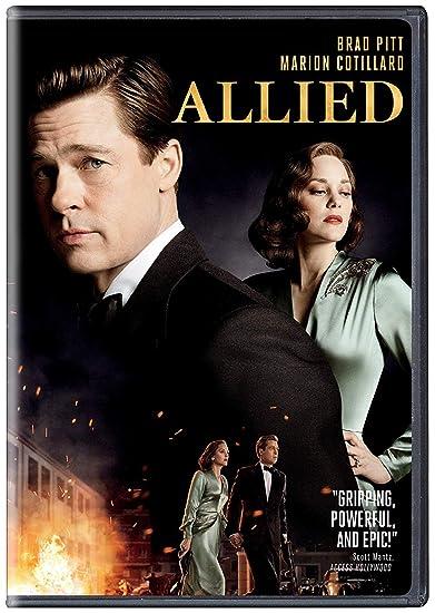 Allied Amazon In Brad Pitt Marion Cotillard August Diehl Daniel Betts Jared Harris Robert Zemeckis Movies Tv Shows