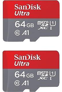 Amazon.com: SanDisk Ultra Plus 64 GB microSDXC tarjeta de ...