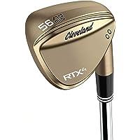 Cleveland Golf RTX 4 Wedge para Hombre, Acabado en Bruto
