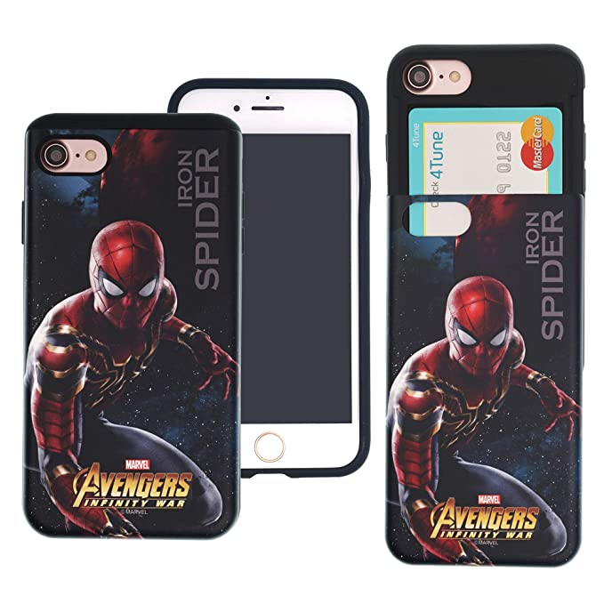 brand new 0ad28 c8fc1 Amazon.com: iPhone 6S Plus/iPhone 6 Plus Case Marvel Avengers ...